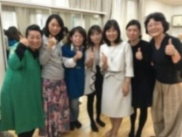 日本ラミューズ協会の生徒たち